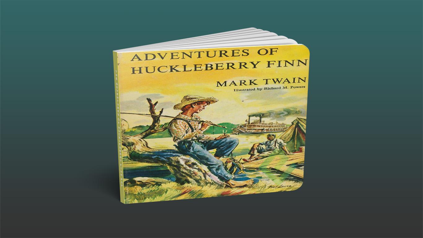 the adventures of huckleberry finn - HD1366×768