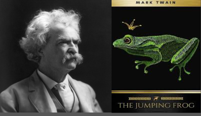 Download Jumping Frog pdf book